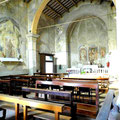 San Rocco - la Chiesa (interno)