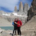 """Ute W. und Matthias H.: """"Wir werden sicher noch einmal wiederkommen und mit Chile Central die Planungen durchführen."""""""