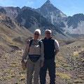 """Lothar und Brigitte S.: """"Sowohl die Programmvorschläge im Vorfeld als auch die tatsächliche Organisation unseres Aufenthaltes (Hotels, Transfers, Ausflüge) waren exzellent und wir fühlten uns hervorragend betreut."""""""
