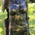 Busto femminile, 2015, bronzo, h. 96 cm