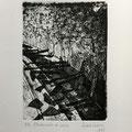 """30 / LYDIA LORENZI, """"ALLEVAMENTO DI OMBRE"""", 20 x 30 cm."""