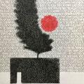 """12 / ANDREA CERQUIGLINI, """"GIARDINI SEGRETI"""", 20 x 30 cm."""