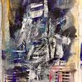 "44 / MAURO PORETTI, ""GENOVA 2018"", 20 x 30 cm."