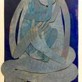 "6 / FRANCESCA BIANCHI LURATI, ""IN BRACCIO"", 20 x 30 cm."