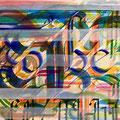 "11 / SUSANNA CARDELLI, ""LETTERA D'AMORE 1"", 30 x 20 cm."