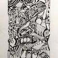 "46 / FIORENZO REZZONICO, ""LA MANO"", 20 x 30 cm."