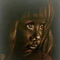 "35 / MARIA VICTORIA MARTINEZ, ""INNOCENZA"", 20 x 30 cm."
