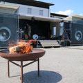 GarageOpen #3 - Bühne