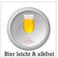 Alkohlfreies Bier :Bier mit weniger als 0,5 Gewichtsprozent Alkohol