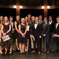 Unsere ausgezeichneten Schülerinnen und Schüler