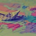 1. Platz (Oberstufe+) Eine literarische Weltreise - Auf Papier um die Welt von Maria R.