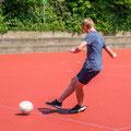 """""""Fussball 2"""" von Alina"""