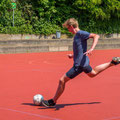 """""""Fussball 1"""" von Alina"""