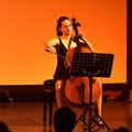 Fiona am Cello