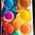"""1. Platz: """"Farbwahl"""" - Carolin S. (Orientierungsstufe)"""