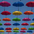 "2. Platz (Plus-Kategorie): ""Raining colours"" von Wulf"