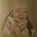 zonder titel 2007, kleurpotlood op papier, 21x29cm NIET BESCHIKBAAR