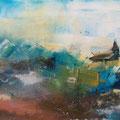 Zonder titel 2012, acryl op canvas, NIET BESCHIKBAAR