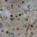 Arabia, acrylverf  en inkt op canvas, 50x40cm NIET BESCHIKBAAR