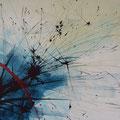 Onafhankelijkheid 2019, acryl en inkt op linnen, 60x80cm