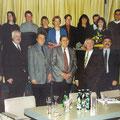 Überreichung des Kunst- und Kulturpreises 2001