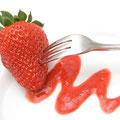 Erdbeersauce