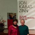 mit Jon Kabat-Zinn, 2016