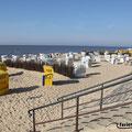 Strand in Cuxhaven Duhnen - Ferienwohnung Cuxhaven - Winklmeier und Eckhardt