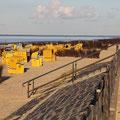 Am Strand in Cuxhaven Duhnen
