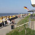 Kurpromenade in Cuxhaven Duhnen - Ferienwohnung Cuxhaven - Winklmeier und Eckhardt