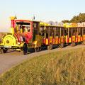 Dünenbahn in Cuxhaven