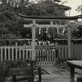 昭和34年10月 末社修理完了