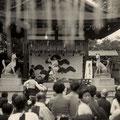 昭和34年10月 正遷宮奉祝神祭 三木社中奉納舞踊