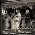 昭和34年10月 正遷宮奉祝神祭 桂連奉納 六齋