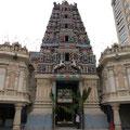Sri Maha Mariamman Hindu Tempel in Kuala Lumpur
