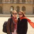 Mit Laure am Schloss Versailles
