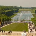 Garten vom Schloss Versailles
