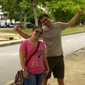 Clarisse und Holger in Rio