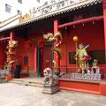 Guan Di Tempel in Kuala Lumpur