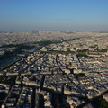Blick vom Eiffel-Turm