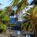 Das ist unser Meerblick vom Balkon :-)!