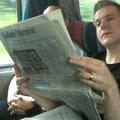 """und die anderen die """"Frankfurter allgemeine Zeitung"""""""