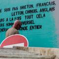 Guy Denning, Rue de l'Anse Saupin - ©Awouell
