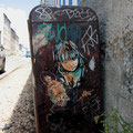 "Alice Pasquini ""off"" - photo : Awll - Episode #3"