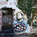C215 (FR) / Alice Pasquini (IT) - Descente de Kervallon - Photo : My Te