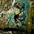 Alice Pasquini (IT) - Descente de Kervallon - Photo : Ti Adam