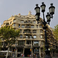 """Casa Milà or """"La Pedrera"""" [Passeig de Gràcia, Barcelona/Spain]"""