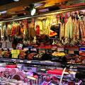 Mercado de La Boqueria [Las Ramblas; Barcelona/Spain]