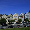 "Alamo Square / ""the painted Ladies""  [San Francisco/USA]"