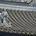 Roof of a temple - Yùyuán Garden - Old town  [Shànghǎi - China]